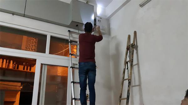 Sửa cửa cuốn tại Liên Mạc