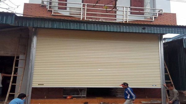 Sửa cửa cuốn tại Xuân Tảo