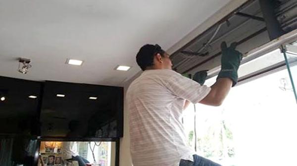 Sửa chữa cửa cuốn tại Trung Văn uy tín