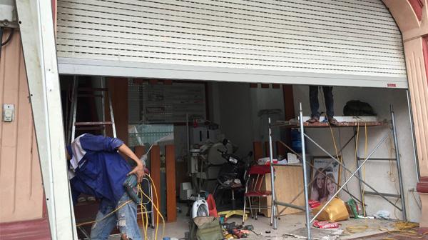 Sửa chữa cửa cuốn tại Xuân Phương chuyên nghiệp