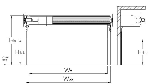 9 bước lắp đặt cửa cuốn khe thoáng đơn giản