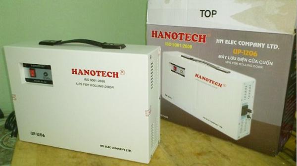 Những ưu điểm cửa lưu điện cửa cuốn Hanotech
